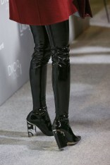 Jaime King's Dior boots