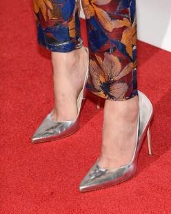 Elizabeth Banks' Brian Atwood shoes