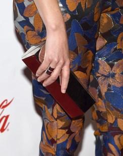 Elizabeth Banks' Lee Savage clutch