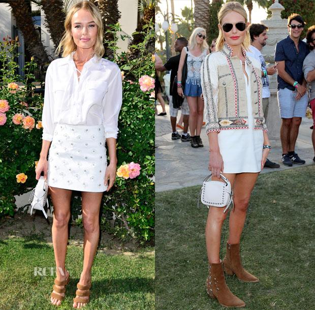 Kate Bosworth's 2015 Coachella Style