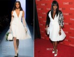 Naomi Campbell In  Jean Paul Gaultier Couture - 2015 Time 100 Gala