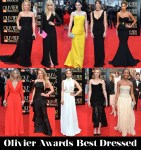 Who Was Your Best Dressed At The Olivier Awards?