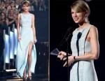 Taylor Swift In Reem Acra - 2015 ACM Awards