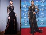Jennifer Lopez In Zuhair Murad - American Idol Grand Finale Show