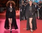 Melissa George In Schiaparelli Couture -  'Irrational Man' Cannes Film Festival Premiere