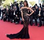 Models @ 'The Little Prince' Cannes Film Festival Premiere