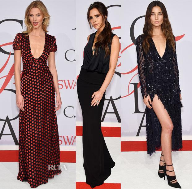 2015 CFDA Fashion Awards Red Carpet Roundup 2