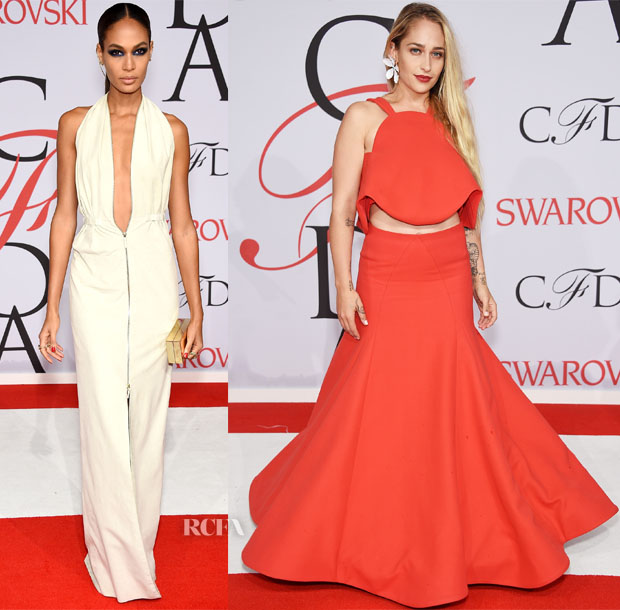 2015 CFDA Fashion Awards Red Carpet Roundup 8