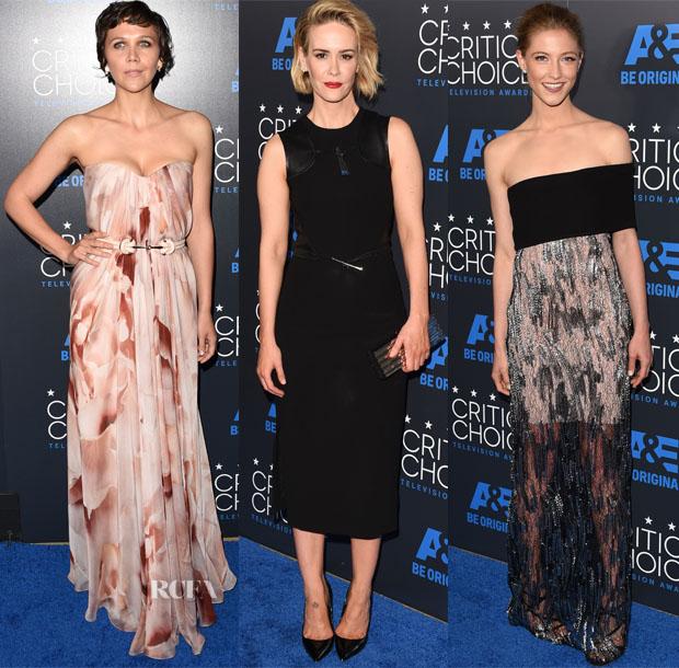 2015 Critics' Choice Television Awards Red Carpet Roundup 2
