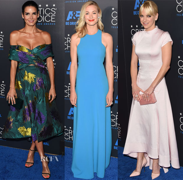 2015 Critics' Choice Television Awards Red Carpet Roundup