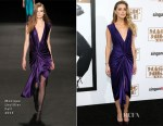 Amber Heard In Monique Lhuillier - 'Magic Mike XXL' LA Premiere