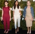 The 2015 Women In Film Max Mara Face Of The Future Event Celebrating Kate Mara