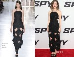 Rose Byrne In Osman - 'Spy' New York Premiere
