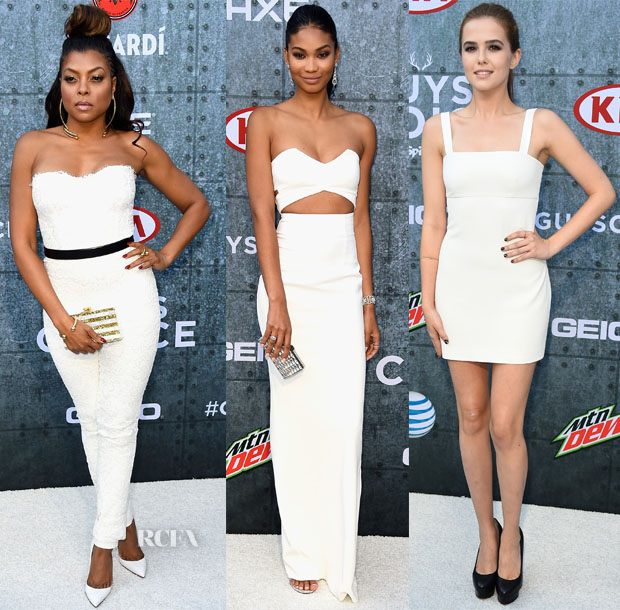 Women In Film 2015 Crystal + Lucy Awards Red Carpet