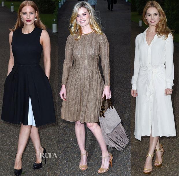 Vogue & Ralph Lauren Wimbledon Party