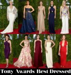 Who Was Your Best Dressed At The 2015 Tony Awards?