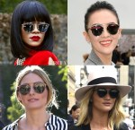 Celebrities Love...Christian Dior's 'So Real' Sunglasses