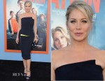 Christina Applegate In Amanda Wakeley - 'Vacation' LA Premiere