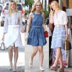 Elle Fanning's Summer Style