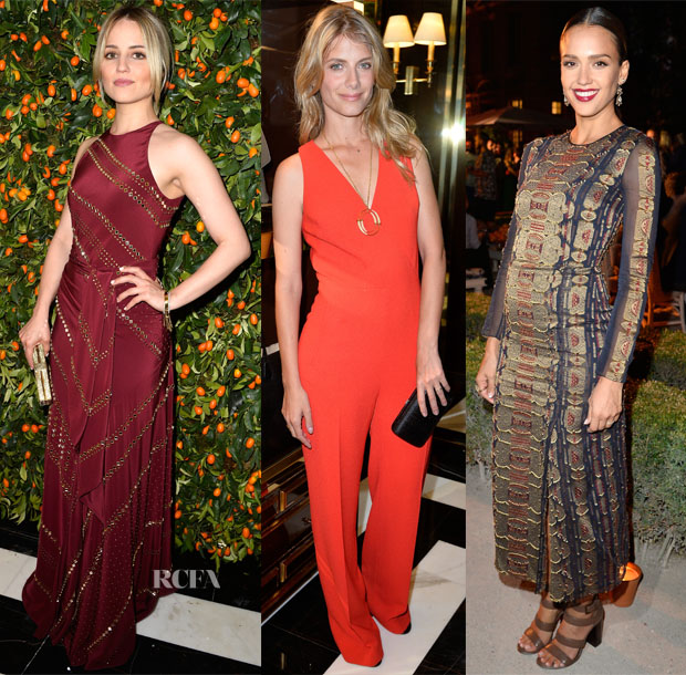 Tory Burch Paris Flagship Opening & After Party