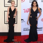Who Wore Alexandre Vauthier Couture Better...Miley Cyrus or Taraji P. Henson?