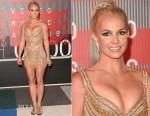 Britney Spears In Labourjoisie - 2015 MTV Video Music Awards #VMAs