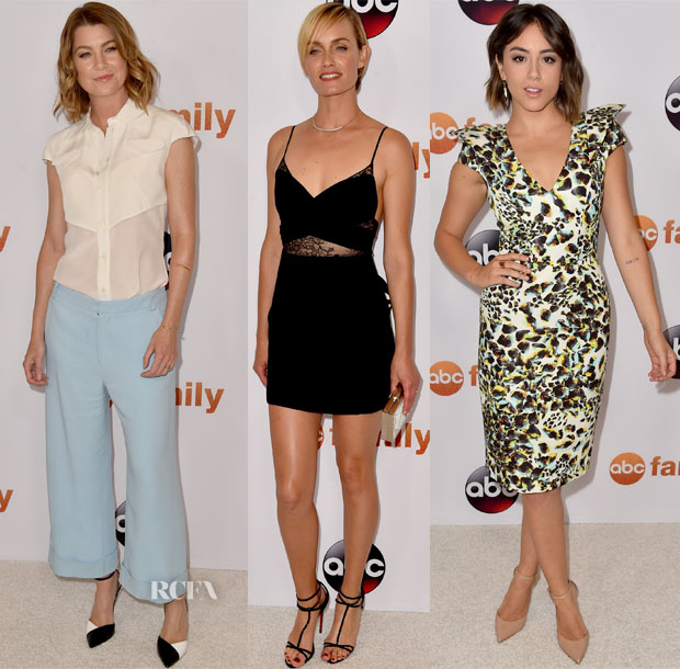 Disney ABC Television Group's 2015 Summer TCA Press Tour Photocall 2