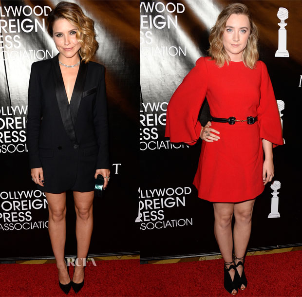 HFPA Annual Grants Banquet Red Carpet Roundup 4