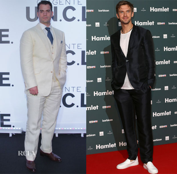 Menswear Red Carpet Roundup 26 august 2