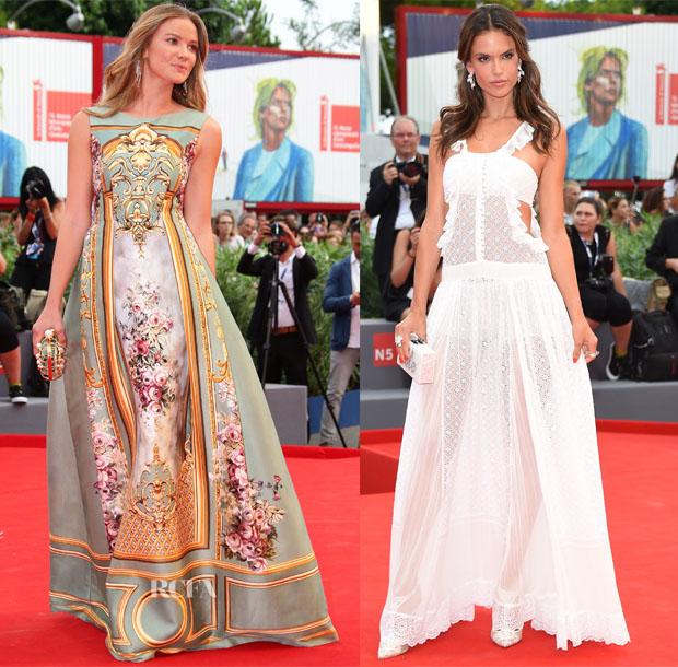 'Everest' Venice Film Festival Premiere & Opening Ceremony Red Carpet Roundup