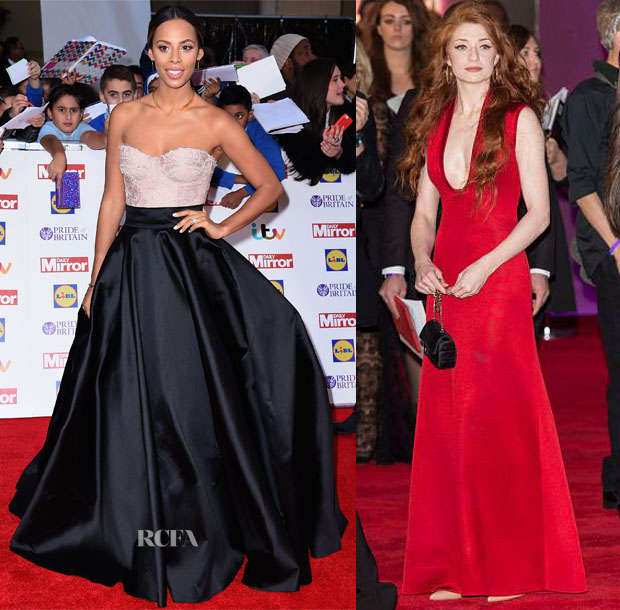 2015 Pride Of Britain Awards Red Carpet Roundup2
