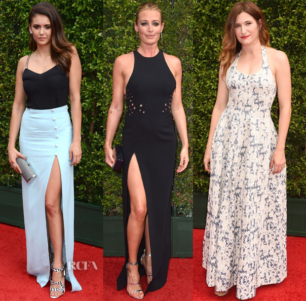 Creative Arts Emmys Red Carpet Roundup 2