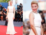 Elizabeth Banks In Dolce & Gabbana -  'Everest' Venice Film Festival Premiere & Opening Ceremony
