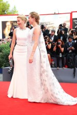 Elizabeth Banks in Dolce & Gabbana Diane Kruger in Prada