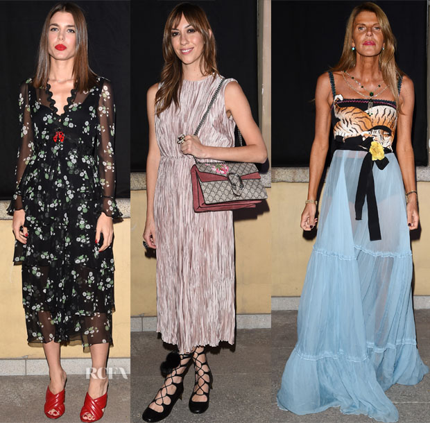 Gucci Dinner In Honour of Alessandro Michele2