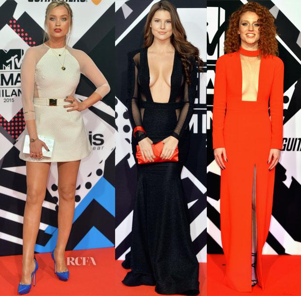 2015 MTV EMA's Red Carpet Roundup 2