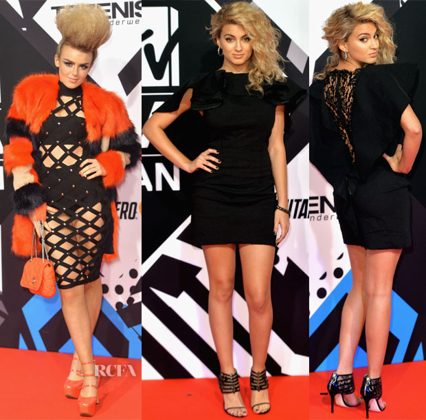 2015 MTV EMA's Red Carpet Roundup 3