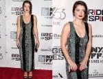 Eve Hewson In Prada - 'Bridge Of Spies' New York Film Festival Premiere