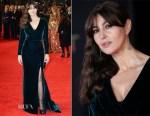 Monica Bellucci In Ralph & Russo Couture - 'Spectre' London Premiere