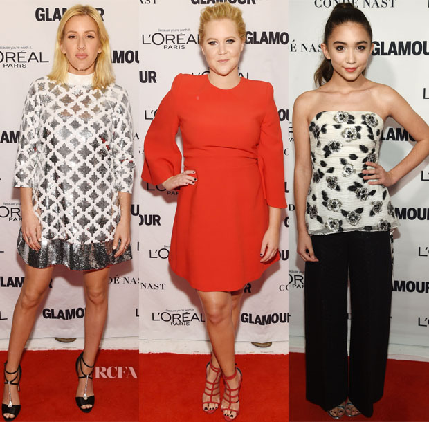 2015 Glamour Women of the Year Awards Red Carpet Roundup 4