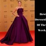 Best Dressed Of The Week - Heidi Klum In Zac Posen