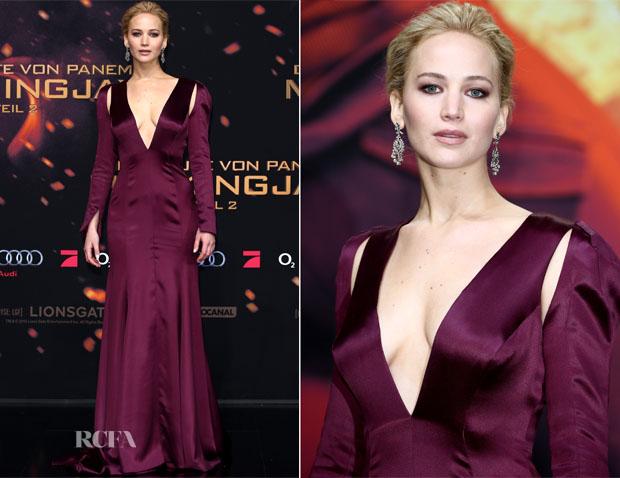 Jennifer Lawrence - 'The Hunger Games Mockingjay - Part 2'