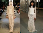 Naomi Campbell In Givenchy – LACMA 2015 Art+Film Gala