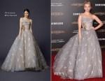 Natalie Dormer In Vivienne Westwood Couture - 'The Hunger Games: Mockingjay – Part 2' LA Premiere