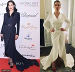 Who Wore Alexis Mabille Couture Better...Dita von Teese or Lea Seydoux?