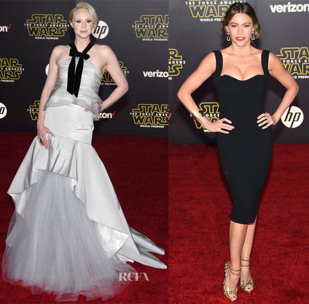 'Star Wars The Force Awakens' LA Premiere Red Carpet Roundup