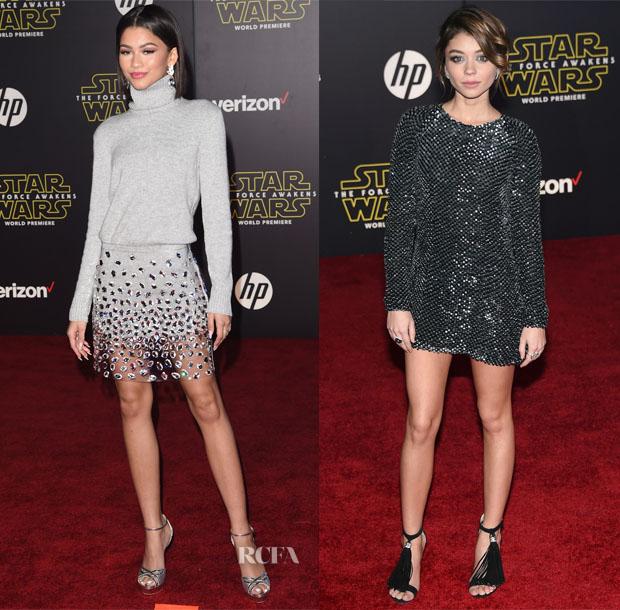'Star Wars The Force Awakens' LA Premiere Red Carpet Roundup3