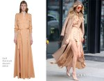 Gigi Hadid In Self-Portrait & Topshop Boutique - 'Live with Kelly and Michael'