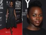 Lupita Nyong'o In ZAC Zac Posen - Star Wars 'Force 4 Fashion' Event