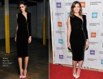 Mandy Moore In Alex Perry - 2017 Annual Artois Awards